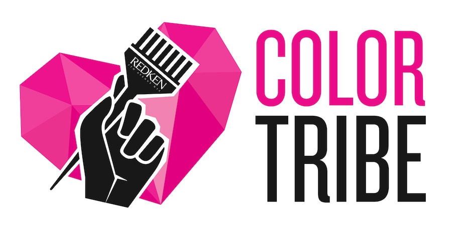 Logo Redken Color Tribe
