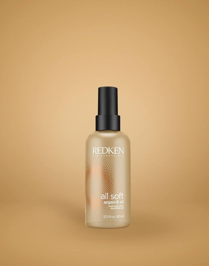 All Soft Argan-6 Oil ByRedken