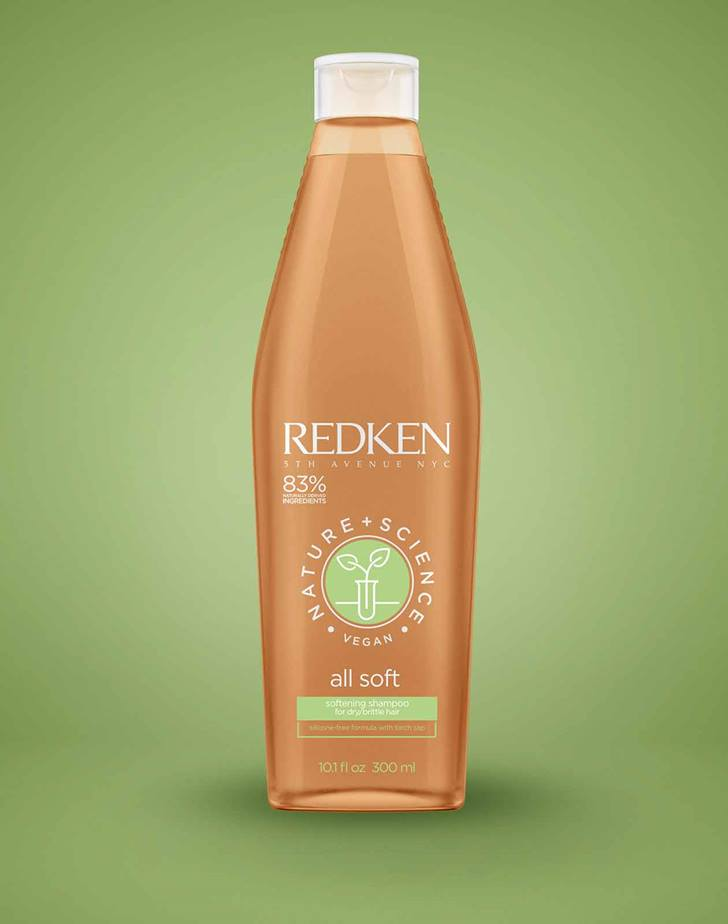Redken - Nature Science - All Soft Shampoo