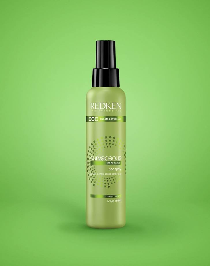 Curvaceous CCC Spray ByRedken