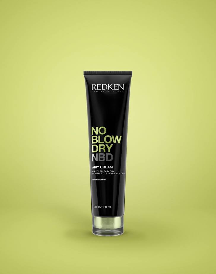 No Blow Dry Airy Cream ByRedken