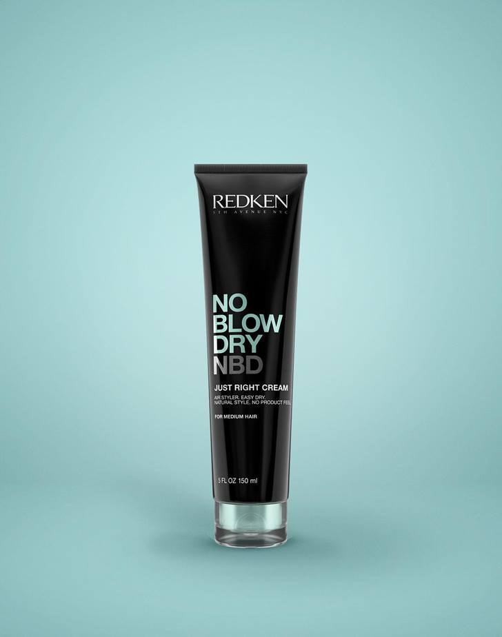 No Blow Dry Just Right Cream ByRedken