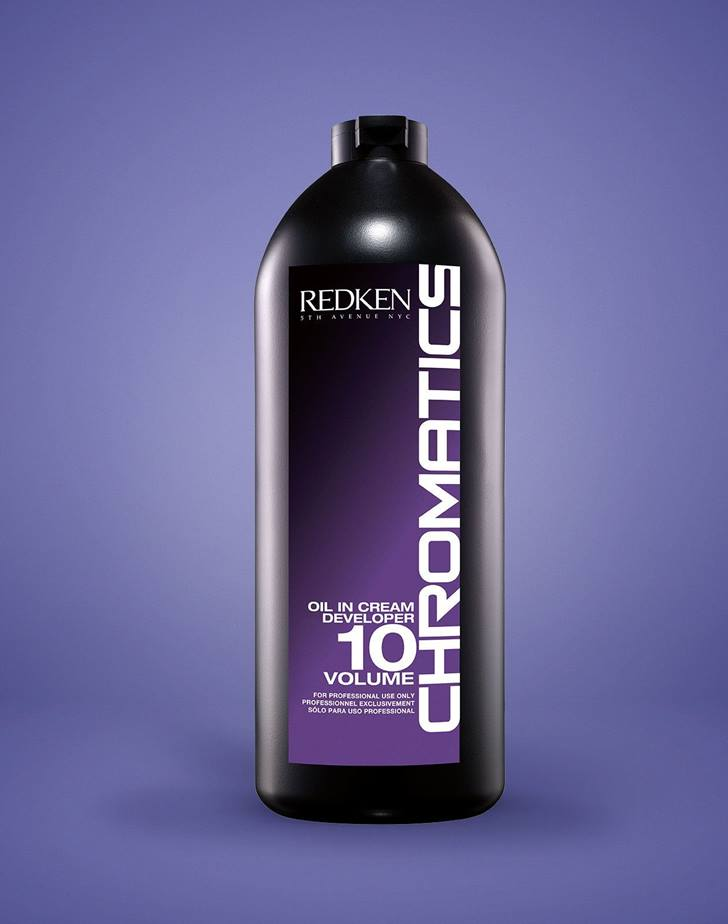 Chromatics™ Oil In Cream Developer 10 Volume ByRedken