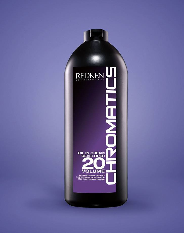 Chromatics™ Oil In Cream Developer 20 Volume ByRedken